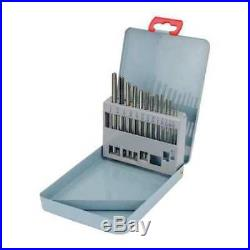 11V296 Chucking Reamer Sets, 1/16In- 1/4 In, 13pc