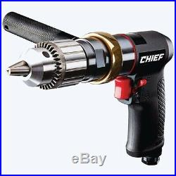 1/2 In. Professional Reversible Air Drill