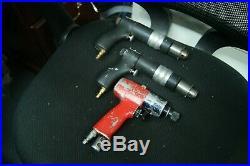 2 AIR SPEED TOOL 1/4 Air Pneumatic Drill 3000 rpm US Military version + a hex