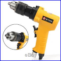 3/8High Quality Pistol Type Pneumatic Drill Reversible Air Drilling Machine