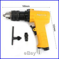 3/8High Speed Pneumatic Pistol Type Drill Reversible Air Drilling Tool