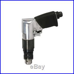 3/8'' Air Drill Reversible Pneumatic Power Compressor Auto Body Tool New 1800RPM
