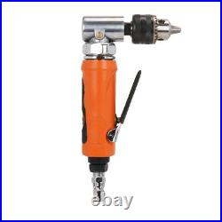 3/8 Heavy Duty Air Drill Right Angle Type Compressor Automotive Pneumatic Tool