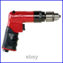 3/8 In. Heavy-Duty Reversible Air Drill