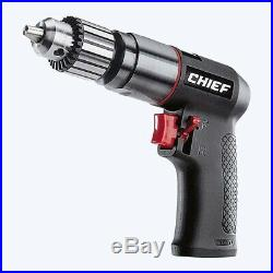 3/8 In. Professional Reversible Air Drill