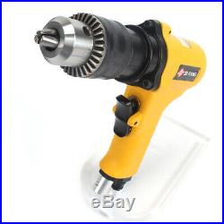 3/8 Inch Pistol Type Pneumatic Air Drill Construction Automobile Drilling Tool