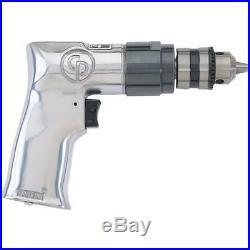 3/8 Pistol Air Drill 2400 rpm CHICAGO PNEUMATIC CP785