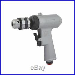 Air Drill UD-601C Gun Type Exhaust Pneumatic RPM 2500 Light Weight