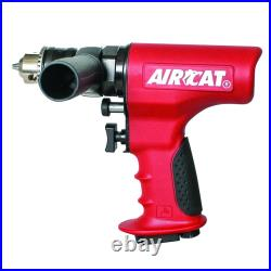 Aircat 4451 1/2 Air Drill Vibration Damped Side Handle Included