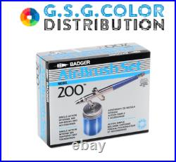 Airpen Airbrush Badger 200-5 For Model Building Single Action Model