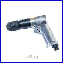 Alliance 10mm Reversible Pistol Drill with Plastic Keyless Chuck