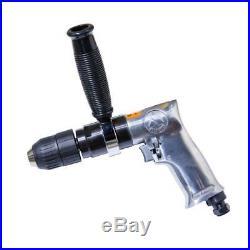 Alliance 13mm Reversible Pistol Drill with Plastic Keyless Chuck