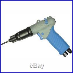 Alliance Air Pistol Grip Auto Shut-Off Screwdriver 6mm Capacity