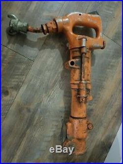 American Pneumatic Handheld Horizontal Rock Drill APT-115 Hammer APT Jackhammer