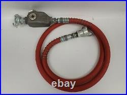 American Pneumatic Horizontal Rock Drill APT-115 Hammer Drill + Bit & Hose