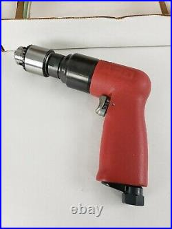 Aro air drill Aircraft Palm Tool Reversible 3000 Rpm NEW