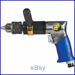 Astro 527C 500 Rpm 1/2 Extra Heavy Duty Reversible Air Drill Automotive