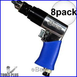 Astro Pneumatic 525C 3/8 Reversible Pneumatic Air Drill 8x New