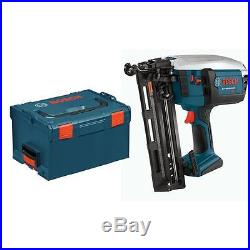 Bosch FNH180KL-16 18-Volt Lithium-Ion 16 Gal. Cordless Nailer with Lboxx