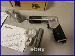 CHICAGO PNEUMATIC 1/2 Reversible Pistol Air Drill 500 rpm CP789HR