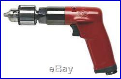 CHICAGO PNEUMATIC CP1014P05 3/8 Pistol Air Drill 500 rpm