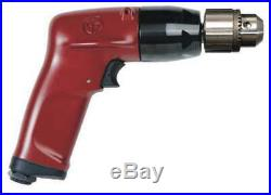CHICAGO PNEUMATIC CP1117P60 3/8 Pistol Air Drill 6000 rpm