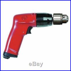 CHICAGO PNEUMATIC CP1117P60 3/8 Pistol Air Drill 6000 rpm
