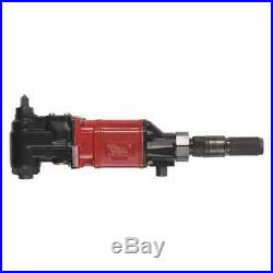 CHICAGO PNEUMATIC CP1720R22 7/8 Reversible Straight Air Corner Drill 430 rpm