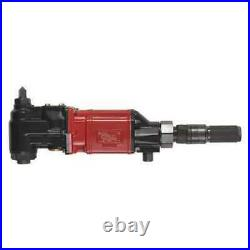 CHICAGO PNEUMATIC CP1720R32 1-1/4 Reversible Straight Air Corner Drill 350 rpm