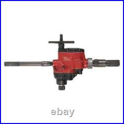 CHICAGO PNEUMATIC CP1820R32 1-1/4 Reversible T-Handle Air Drill 380 rpm