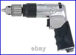 CHICAGO PNEUMATIC CP789R-42 Drill, Air-Powered, Pistol Grip, 3/8 in