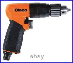 CLECO MP1457-51 Drill, Air-Powered, Pistol Grip, 3/8 in