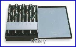 CLE-LINE C21135 Silver/Deming Set, 8 PC, HSS, 118 Deg