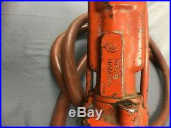 CP9 Handril Pneumatic Rotary Hammer With hose See pictures