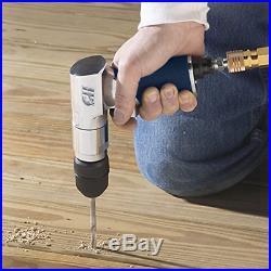 Campbell Hausfeld Reversible Air Drill, Keyless TL054500AV