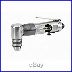 Central Pneumatic 3/8 Reversible Air Angle Drill
