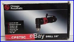 Chicago-Penumatic CP879C 3/8 Air Angle Drill
