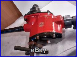 Chicago Pneumatic 1-1/4 Reversible T-Handle Air Rotary Drill 380 RPM CP1820R32