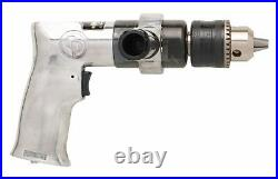 Chicago Pneumatic 785H Classic Style 1/2 Drill with Keyed Chuck