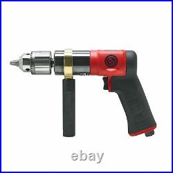 Chicago Pneumatic 9286C 1/2 Composite Air Drill with Jacobs Chuck and Handle