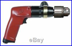 Chicago Pneumatic CP1117P05 Air Drill Industrial Pistol 1/2 In