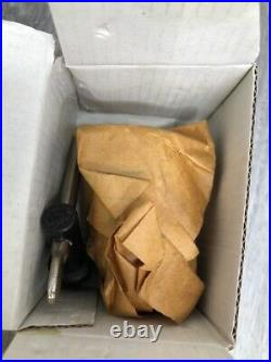 Chicago Pneumatic CP1117P60 3/8 Pistol Grip Air Drill 6000 RPM withKeyed Chuck