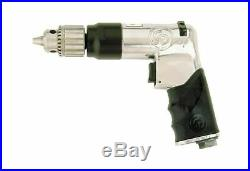 Chicago Pneumatic, CP789R-42, Air Drill, Industrial, Pistol, 3/8 In