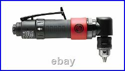 Chicago Pneumatic CP879C Angled Composite Reversible Air Drill, 3/8-Inch Chuck