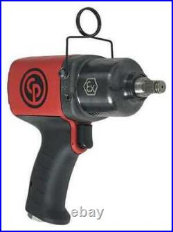 Chicago Pneumatic Cp6748ex-P11r 1/2 Pistol Grip Air Impact Wrench 800 Ft. Lb