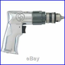 Chicago Pneumatic Cp785 3/8 Pistol Air Drill 2400 Rpm