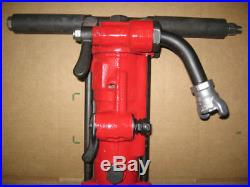 Chicago Pneumatic Rock Drill CP-32A Rockdrill 7/8 Hex X 3 1/4