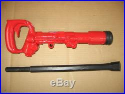 Chicago Pneumatic Rotary Hammer Horizontal Rock Drill CP-9A + 1 Bit