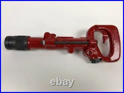 Chicago Pneumatic Rotary Hammer Horizontal Rock Drill CP-9A + SDS Adapter