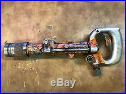 Chicago Pneumatic Rotary Hammer Horizontal Rock Drill CP-9RR